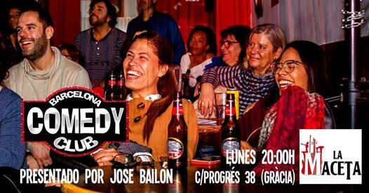 Barcelona Comedy Club - Lunes