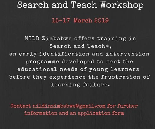 Search and Teach Workshop