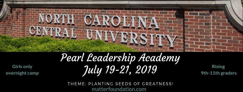 Pearl Leadership Academy