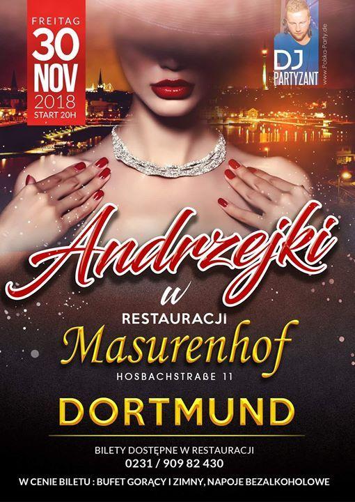 Andrzejki W Masurenhof At Masurenhof Dortmundhosbachstrasse 11