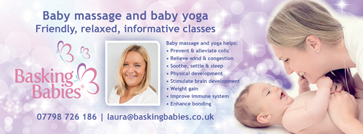 Baby Yoga 20th May 5 Sessions