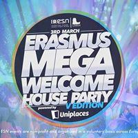 Erasmus Mega Welcome &quotHouse Party&quot by ESN Lisboa