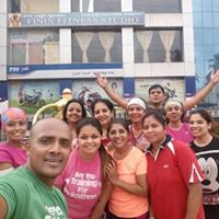 Pinkathon Training Run - Jeevanbima Nagar