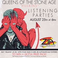 QOTSA Listening Parties