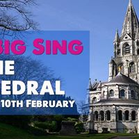 The Big Sing at the Cathedral