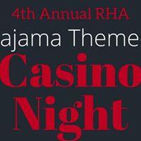 RHA 4th Annual Casino Night