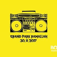 Boombox - Palestine Hip Hop Festival