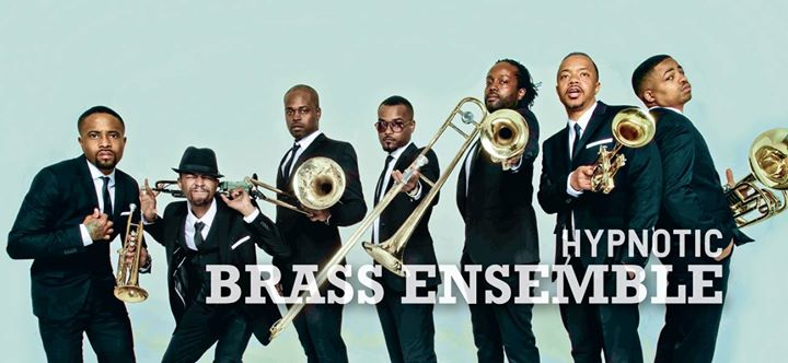 Hypnotic Brass Ensemble - Midnight Live - SOLD OUT