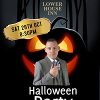 Halloween Party  Live Artist  Sat 28th Oct  830pm  Free Entry