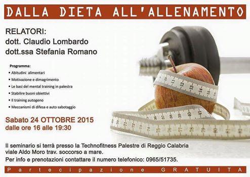 Seminario Dott Claudio Lombardo E Dottssa Stefania Romano At