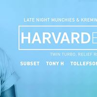 LNM &amp KW Present Harvard Bass [Twin Turbo Relief Records]