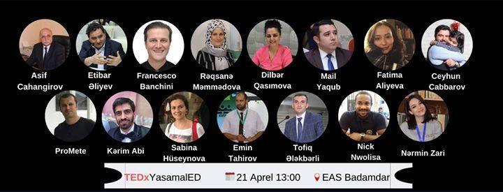 TEDxYasamalED