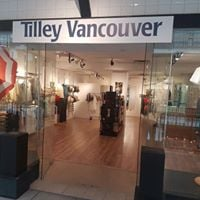 Tilley Vancouver Open House at Lonsdale Quay Market