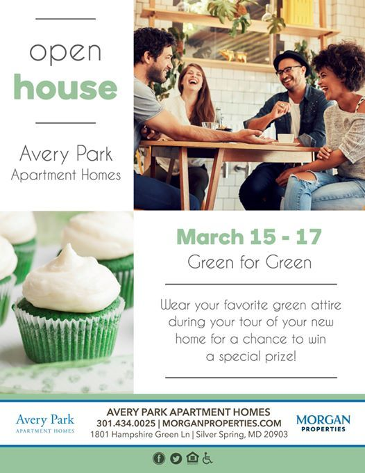 Avery Park March Open House Maryland