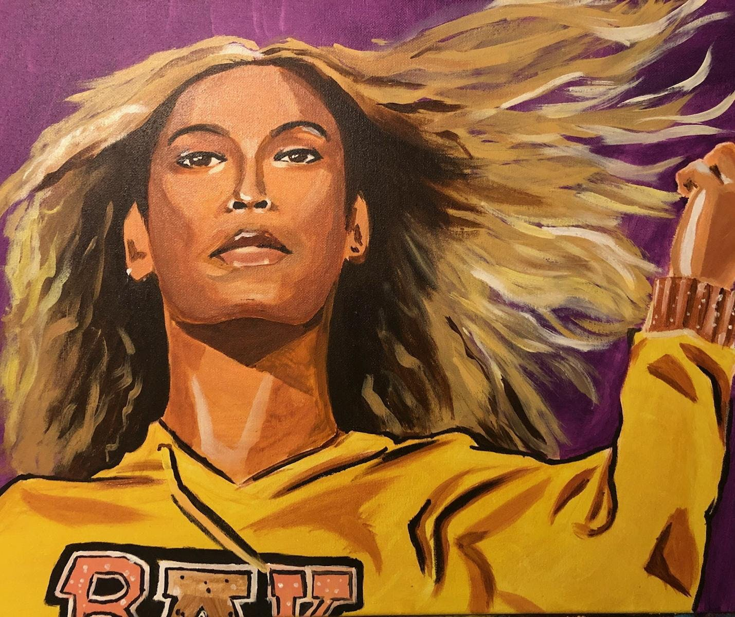 Buzzed Art Nite presents BeyChella