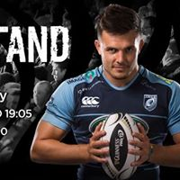Cardiff Blues vs Zebre Rugby
