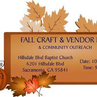 Holiday Craft Fair Oakland Church