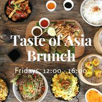 Taste of Asia Brunch