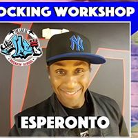The Lab DC Presents Locking Workshop with Esperonto