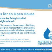 Meters Matter Open House- FruitridgeGlen Elder