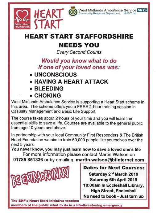 Heartstart Basic Life Suport Free Training