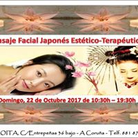 CURSO - Masaje Facial Japons Esttico-Teraputico