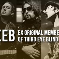 XEB - original members perform entire debut album &quotThird Eye Blind&quot wsg ...