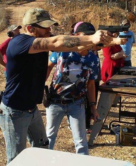 Concealed Carry PLUS Intro to Pistol!