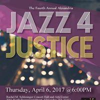 Jazz 4 Justice Alexandria