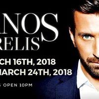 Thanos Petrelis Live Saturday March 24th 2018