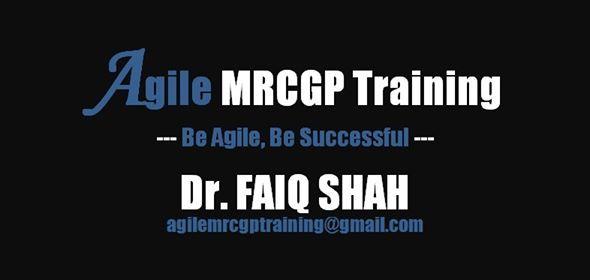 Karachi (1st Crash Course) - Agile MRCGP OSCE by Dr. Faiq Shah