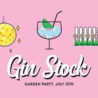 Ginstock - Garden Party