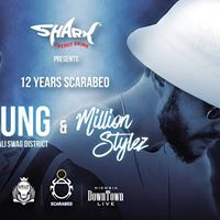 12 Years Scarabeo - YUNG of Cali Swag District &amp Million Stylez