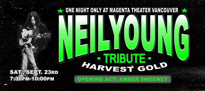 Harvest Gold & Amber Sweeney at the Magenta Theater