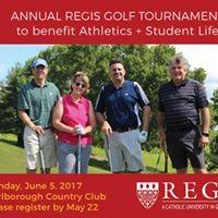 Regis Golf Tournament