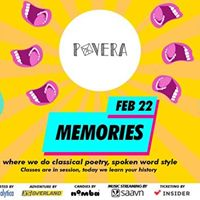 Memories  Povera x The Big Squat