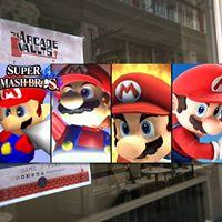 The Retro Smash Tournament