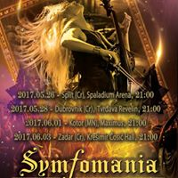 Symfomania is going to the Balkan tour