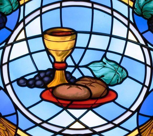 Holy Eucharist Fifth Sunday of Lent