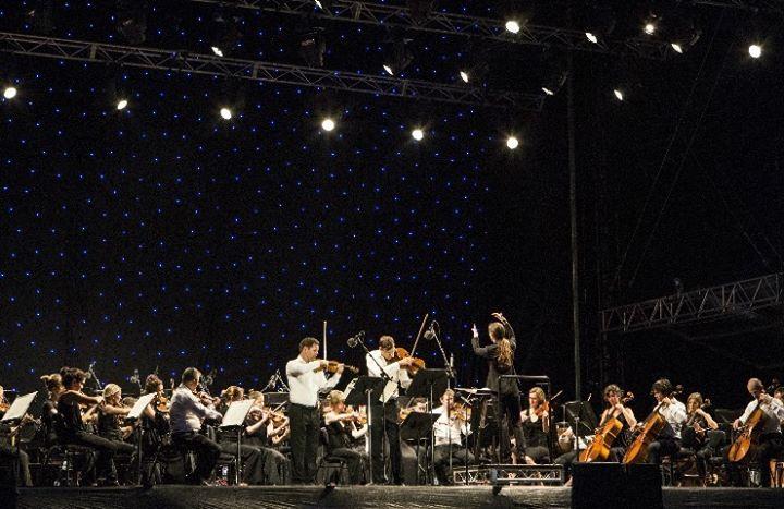 Symphony Under The Stars 2018