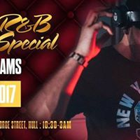 Kooky Fridays  RNB Special With DJ Darren Williams