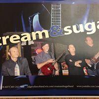 Cream &amp Sugar Band at Roy Ebbesen Arena Airdrie