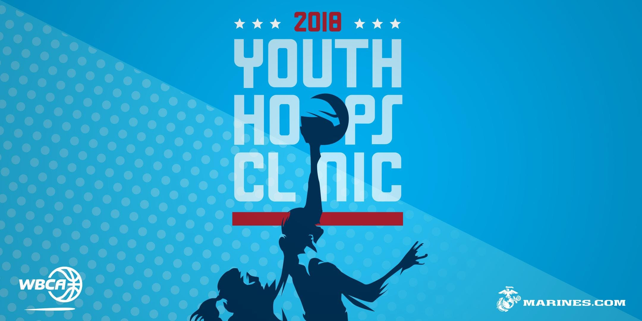YOUTH HOOPS CLINIC DETROIT PRESENTED BY USMC  WBCA