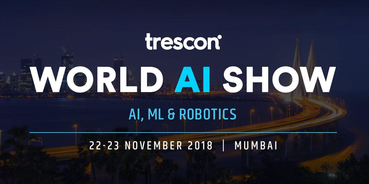 WORLD AI SHOW - MUMBAI