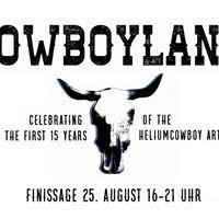 Cowboyland  Finissage