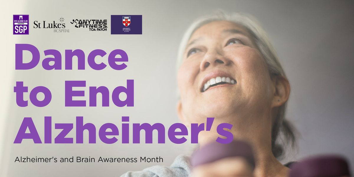 Dance To End Alzheimers