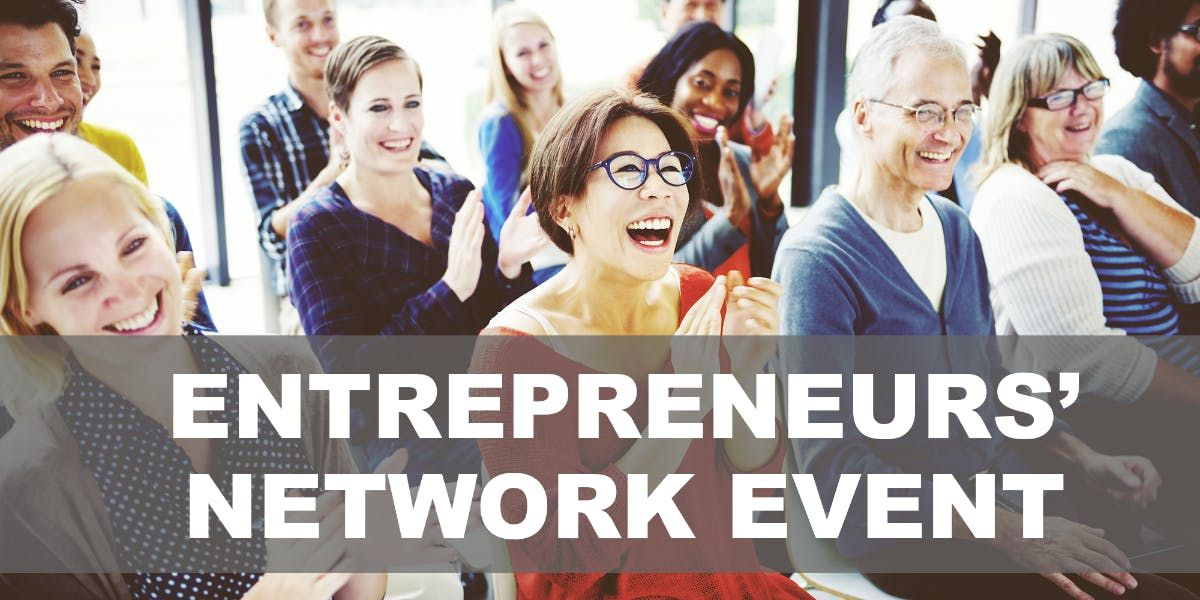 Entrepreneurs Network Event with Start and Grow Enterprise