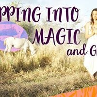 Tapping into Magic &amp Grace