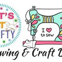 MUST RSVP by Text 713-213-5087  Sewing &amp Craft Day