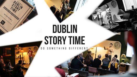 Dublin Story Time - Tales Spoken Word & Mystery